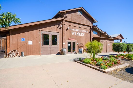 Photo of Tourist Attraction Larson Family Winery at 23355 Millerick Rd, Sonoma, CA 95476, United States
