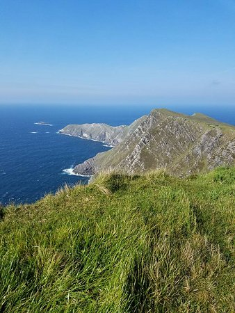 Achill Island, Irlanda: Looking out to Achill Head