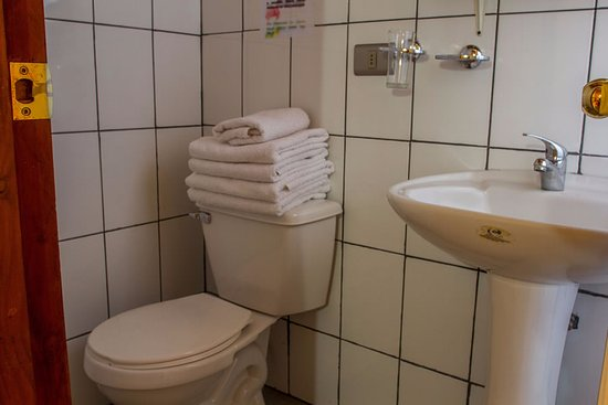 Hostel Pucon Sur: Baño