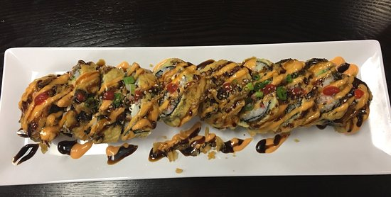 Chino, Califórnia: Las Vegas Sushi