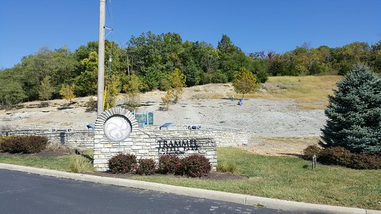 Sharonville, OH: Park entrance
