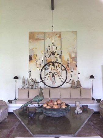 Paradise Road The Villa Bentota: Lounge area