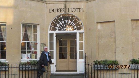 Dukes Hotel Bild