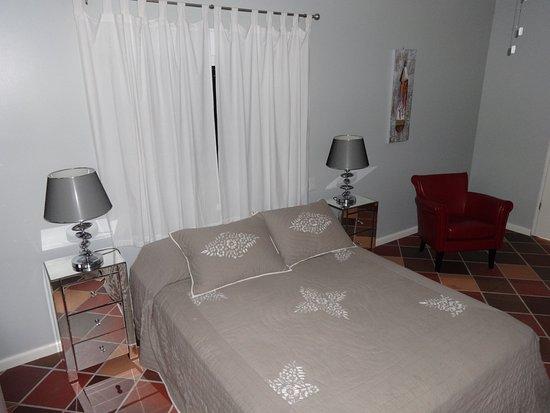 Hostal Casa Amarilla: une chambre
