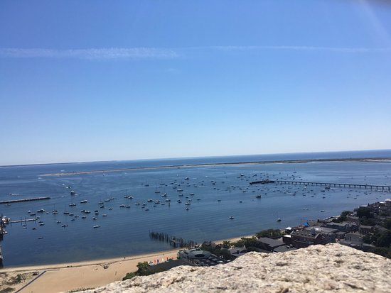 Pilgrim Monument & Provincetown Museum: the view