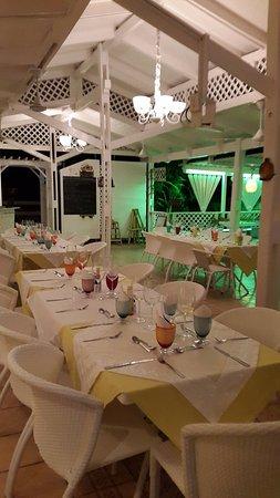 Hostal Casa Amarilla: Restaurant