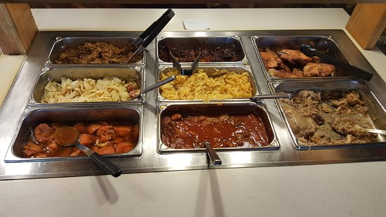 Sigel, Pensilvania: Yummy PA dishes: Sweet potatoes, pork & kraut, noodles & kilbasa, turkey, chicken and more!