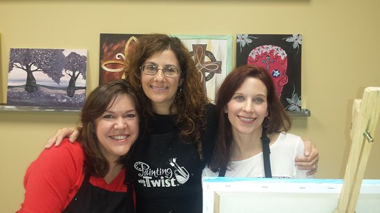 Painting With a Twist Pasadena All You Need to Know Before You