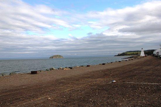 Parrsboro, Canada: Our beautiful view...