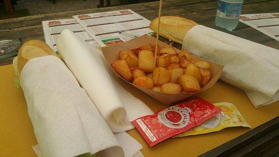 b steak braceria street food panini e patate arrosto