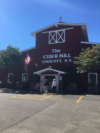 Endicott, Nowy Jork: The Cider Mill