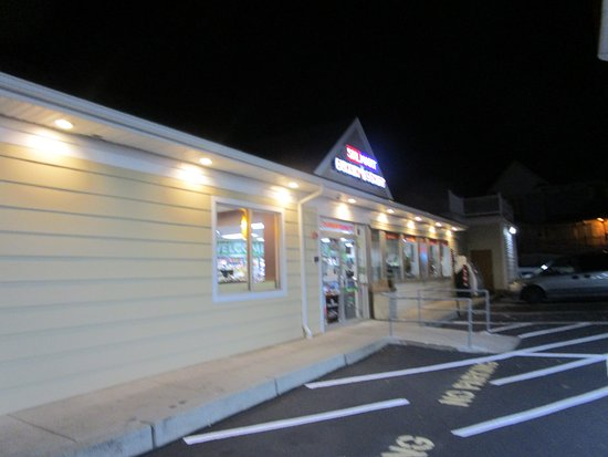 Dunkin Donuts on Pontiac Ave. in Cranston, R.I.