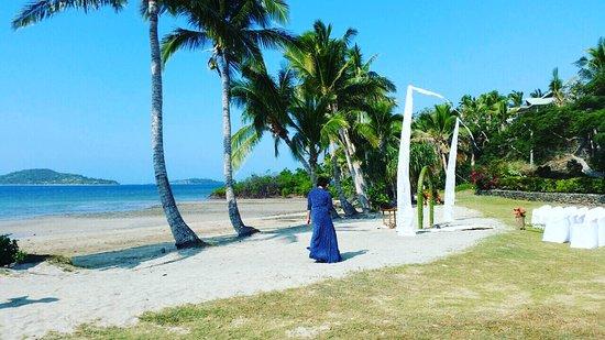 Rakiraki, Fiyi: Wedding!