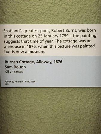 Kelvingrove Art Gallery and Museum: Description of Above