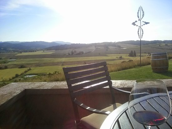 ดัลลัส, ออริกอน: Willamette Valley Wine Country Tasting at Van Duzer Vineyards