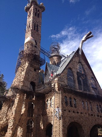 Westcliffe, CO: Bishop's Castle!