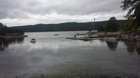 Vergennes, VT: Harbor on Lake Champlain