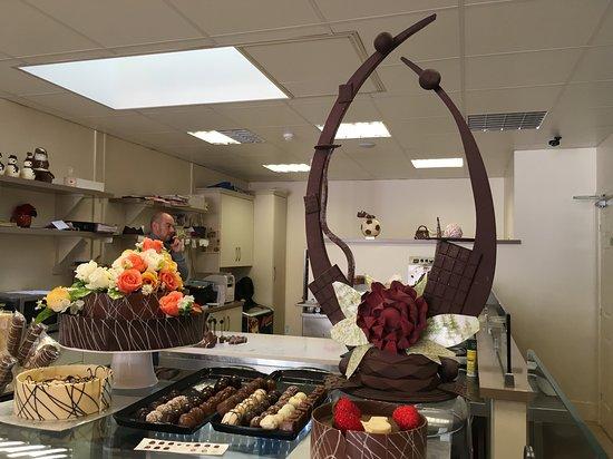 A chocolate shop in Nenagh