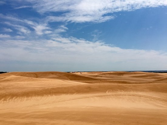 Waynoka, OK: Lots of dunes to explore.