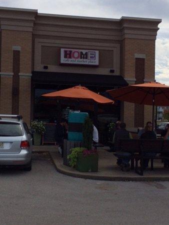Home Cafe & Marketplace : Home Cafe & Market