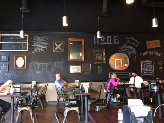 Home Cafe & Marketplace : Interior view of Home Cafe