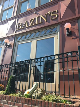 Vienna, VA: Bazin's on Church