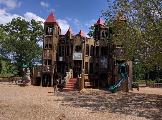 Kids Castle in August