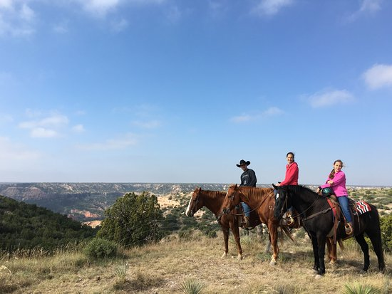 Palo Duro Canyon State Park: Los Cedros Ranch Horse Riding
