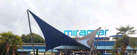 Weinheim, Deutschland: Miramar