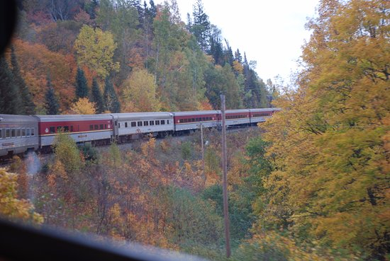 Sault St. Marie, Canada: Agawa Canyon Train