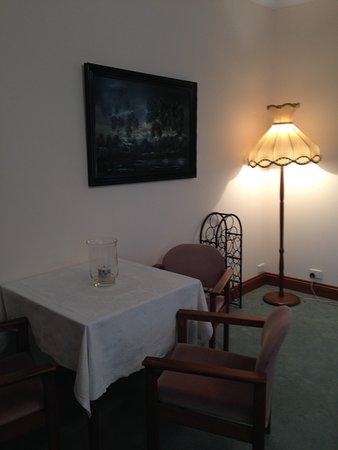 Strathalbyn, Австралия: Garden Suite Dining Area