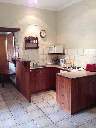 Strathalbyn, Австралия: Stables Cottage Kitchen