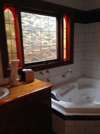 Strathalbyn, Avustralya: Stables Cottage Bathroom