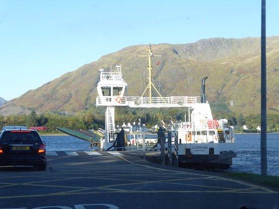 Onich, UK: Corran ferry