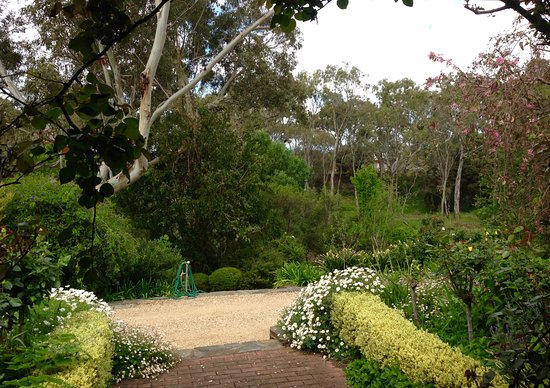 Strathalbyn, Avustralya: View from Garden Suite