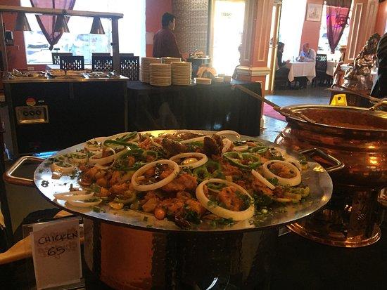 Culpeper, VA: Taste of India