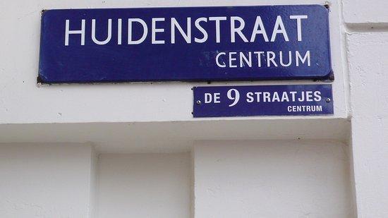De Negen Straatjes: UNA DE LAS CALLES