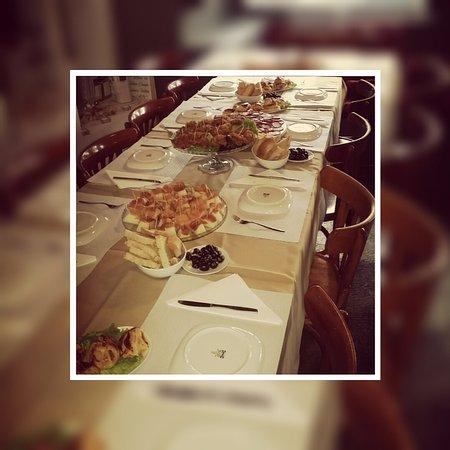 Taberna O Chaparro: A mesa está posta...