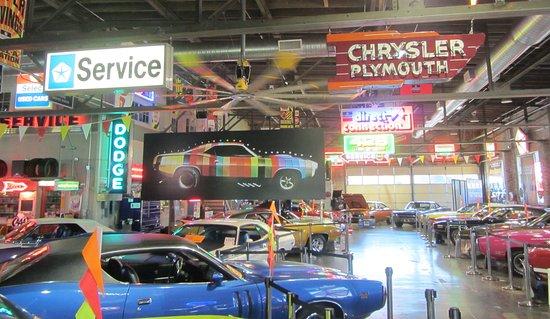 Alexander City, อลาบาม่า: Cars & Memorabilia