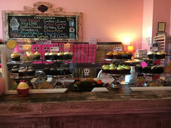 Thomasville, جورجيا: So many choices so little time