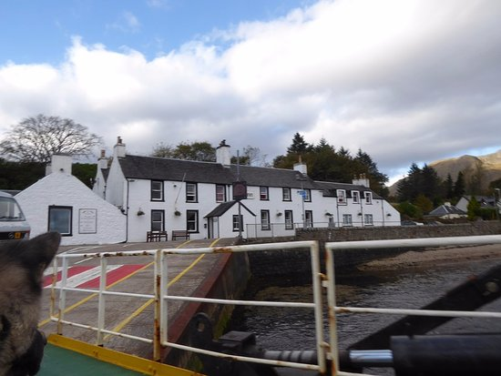 Ardgour, UK: from the ferry