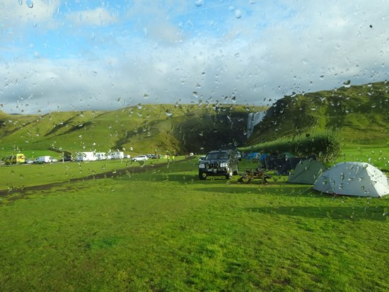 skogar camping ground updated 2018 campground reviews iceland