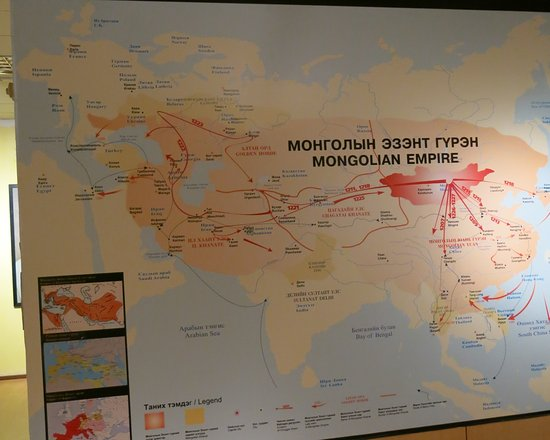 Ulaan Baatar National History Museum Picture of National History