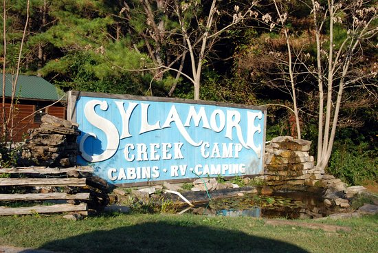 Sylamore Creek Camp