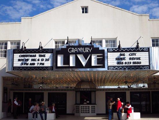 Granbury, TX: Affordable Live Entertainment