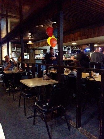 Othello, WA: Dining area