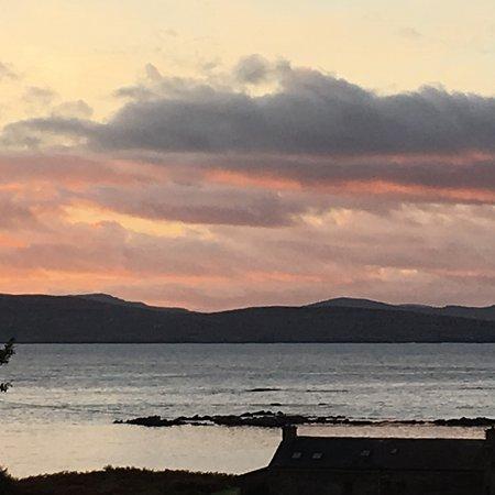 Caherdaniel, Irland: Sunrise at Westcove