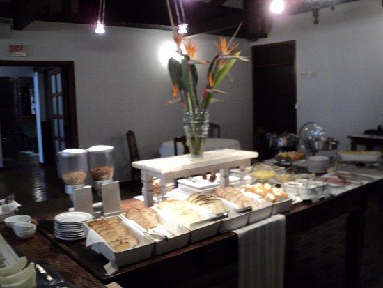 Timbo, SC: Café da manhã