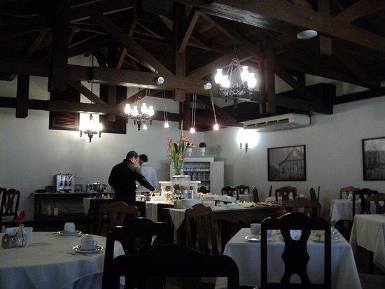 Timbo, SC: Restaurante