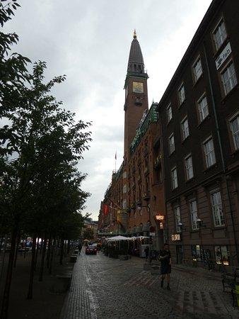 Radhuspladsen: Scandic Hotel